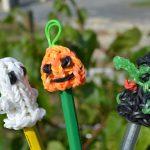 ハロウィンで使える飾りを100均グッズで簡単に手作り!子供と楽しく作ってみよう!